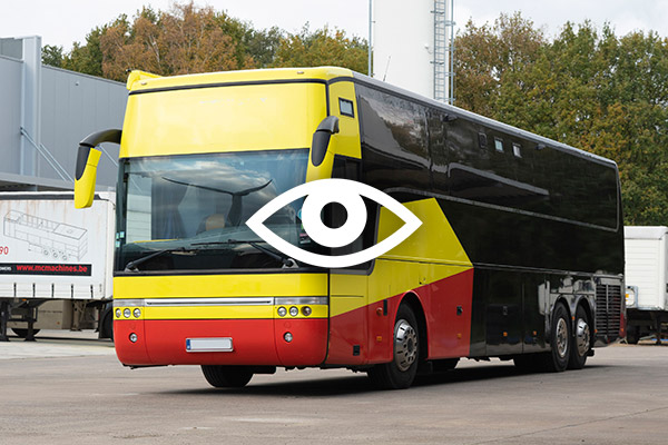 Tweedehands Multifunctionele Bus Van Hool